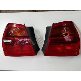 Фонари боковые правый и левый для BMW E90 2005-2008