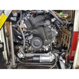 Двигатель ( ДВС ), N57B30A TU