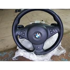 Руль М-стиль к BMW E60,61 и Е63 ,64 под кнопку Старт-стоп.