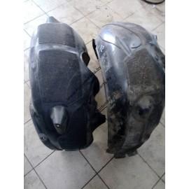 Подкрылки задние для BMW E60, E61