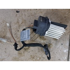 Сопротивление вентилятора в задн.части салона Е70 , E71, F15 , F16 - 64116949645
