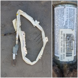 Подушка безопасности (шторка) П.  72129143418
