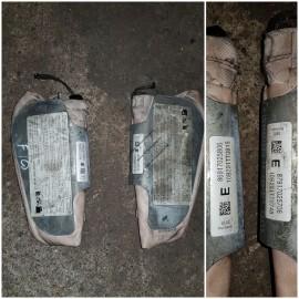 Подушки безопасности боковые в сидениях 72127949995 , 72127949996