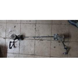 Стабилизатор задний в сборе с втулками и тягами. 33556789870