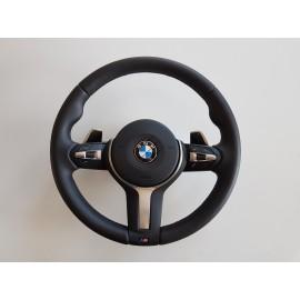 Руль с подогревом и подушкой безопасности F15 , F16  М-стиль