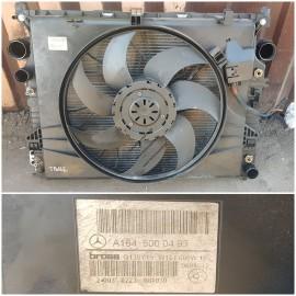 Вентилятор радиатора W164 , W251   A1645000493 W600