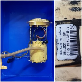 Насос топливный (электрический) A1644701294