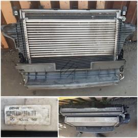 Кассета радиаторов в сборе с вентилятором охлаждения  W164 , W251 A2515000804, A1645001900, A1645000493