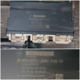 Блок управления подогревом сидений A2468200526