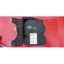 Блок управления ABS-ESP - A0004313700