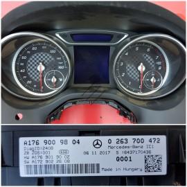 Щиток приборов в AMG стиле W176 , W246 -  A1769009804
