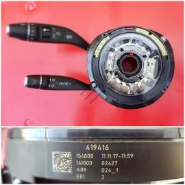 Подрулевой переключатель W176 , W246 под МКПП со шлейфом.