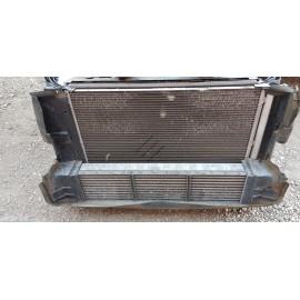 Кассета радиаторов W176 , W246 , W117 с двигателем M270.910