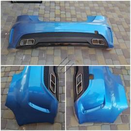 Бампер задний  A класс W176 AMG  стиль