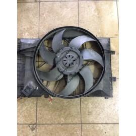 Вентилятор охлаждения радиатора (электрический) W203