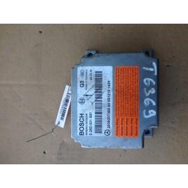 Блок упр. подушками безопасности A2038207385