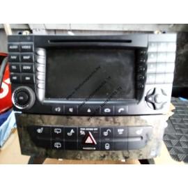 Комманд полный W211, W219 с функцией ТV и DVD