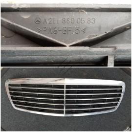Решетка радиатора W211 .Версия ААВАНГАРД .