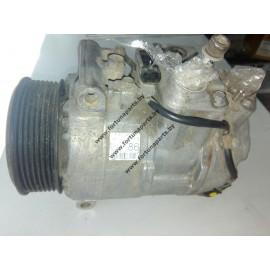 Компрессор кондиционера с двигателем OM642- A0012308811