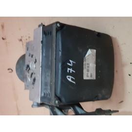 Блок упр.  АБС W219