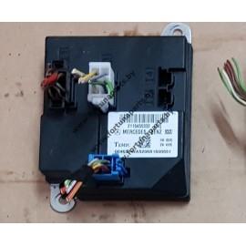 Блок управления сидением ПП A2115455332  W211, W219