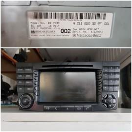 Команд W219, W211- A2118203297