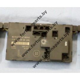 Блок управления электрикой передней левой двери A2198200626