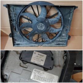 Вентилятор радиатора W211 , W219 , W203