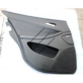 Обшивка двери задняя левая W219