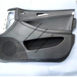 Обшивка двери передняя правая W219
