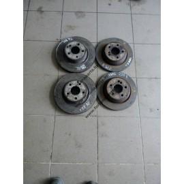 Тормозные диски W220, W215 перд., зад.. 3,5-5.0