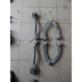 Рычаги передней подвески W220 задний привод , пневмоподвеска. Верхние и нижние.