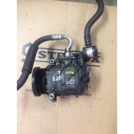 Компрессор кондиционера W220, W221 с двигателем М275 - A0012300111
