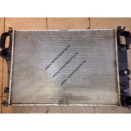 Радиатор охлаждения W221, W216  М272 , M273