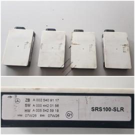 Радар a0025409117, a0004420156