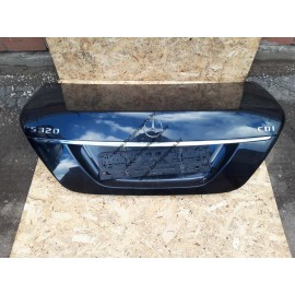 Крышка багажника W221