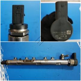 Топливня рампа ОМ642 с датчиками