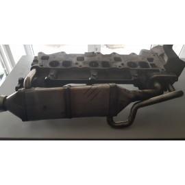 Коллектор впускной левая сторона OM642