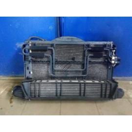 Кассета радиаторов с вентилятором W221 320 CDI
