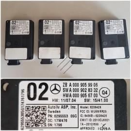 Радарные датчики А0009059906 . А0009028332  . А0009056700