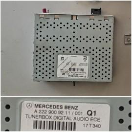 Усилитель радиоантенны A2229009211
