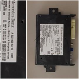 Блок управления Telematik А2229005315