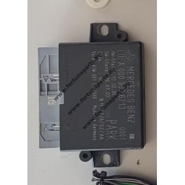 Блок управления парктрониками А0009006713
