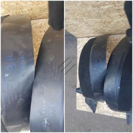 Подкрылки задние X166  A1668847522  A1668847422