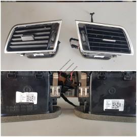Центральные дефлекторы Х166 , W166  А1668309200 ,А1668309100