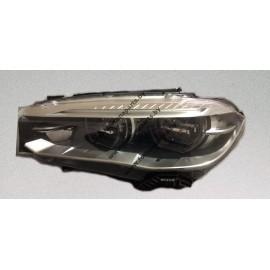 Фара левая светодиодная с функцией адаптивное освещение поворотов F15, F16- 63117317105