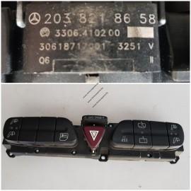 Блок кнопок W203- A2038218658