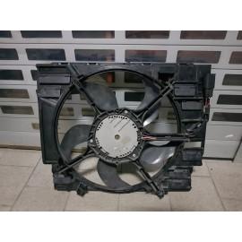 Вентилятор радиатора Е60 , Е61 , Е63- 17417545807