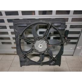 Вентилятор радиатора Е70 , Е71 -  17428618241 , 17427616103 , 17427796572