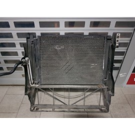 Радиатор кондиционера Е53